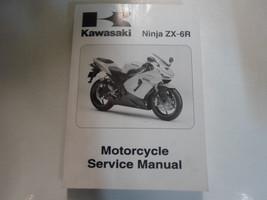 2005 2006 Kawasaki Ninja ZX-6R Motorcycle Service Repair Shop Manual NEW - $138.55