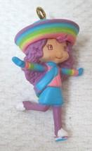 "2005 Rainbow Sherbet Christmas Ornaments Miniatures 1 1/2"" Strawberry Sh... - $9.90"
