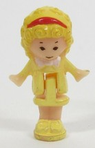 1989 doll for all Let's Party Games - Polly (in yellow dress) Bluebird Toys - $7.50