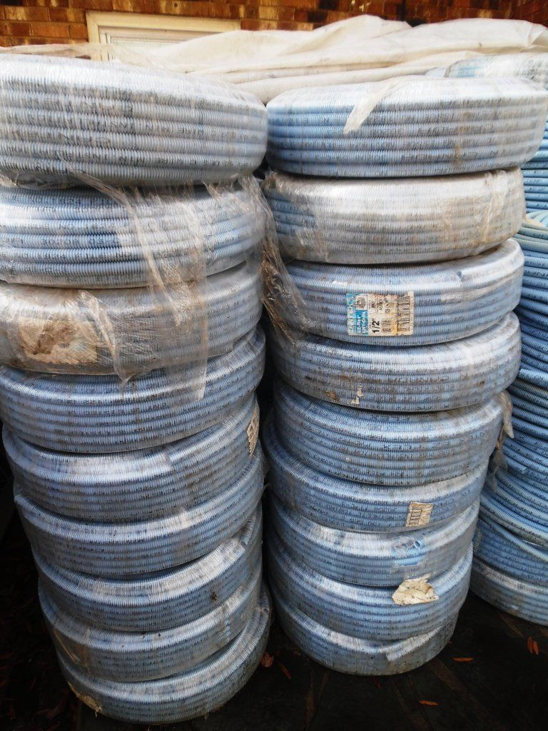 Cantex A51AEB1 Flexible PVC Tubing ENT PIPES 1/2  200 Feet -NEW & Cantex A51AEB1 Flexible Pvc Tubing Ent Pipes and 50 similar items