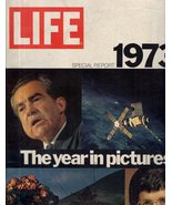 Life Magazine - 1973 The Year in Pictures, Richard Nixon Cover - $11.00