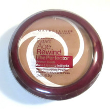 Maybelline Instant Age Rewind The Perfector Smoothing Powder Deep #60 SEALED - $4.00