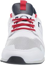 Lacoste Men's Premium Sport Menerva Elite 120 CMA Textile Sneakers Shoes image 12