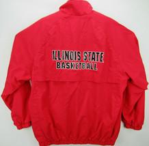 Nike Illinois State Redbirds Basketball Men's Size XL Warm Up Jacket  - $42.95