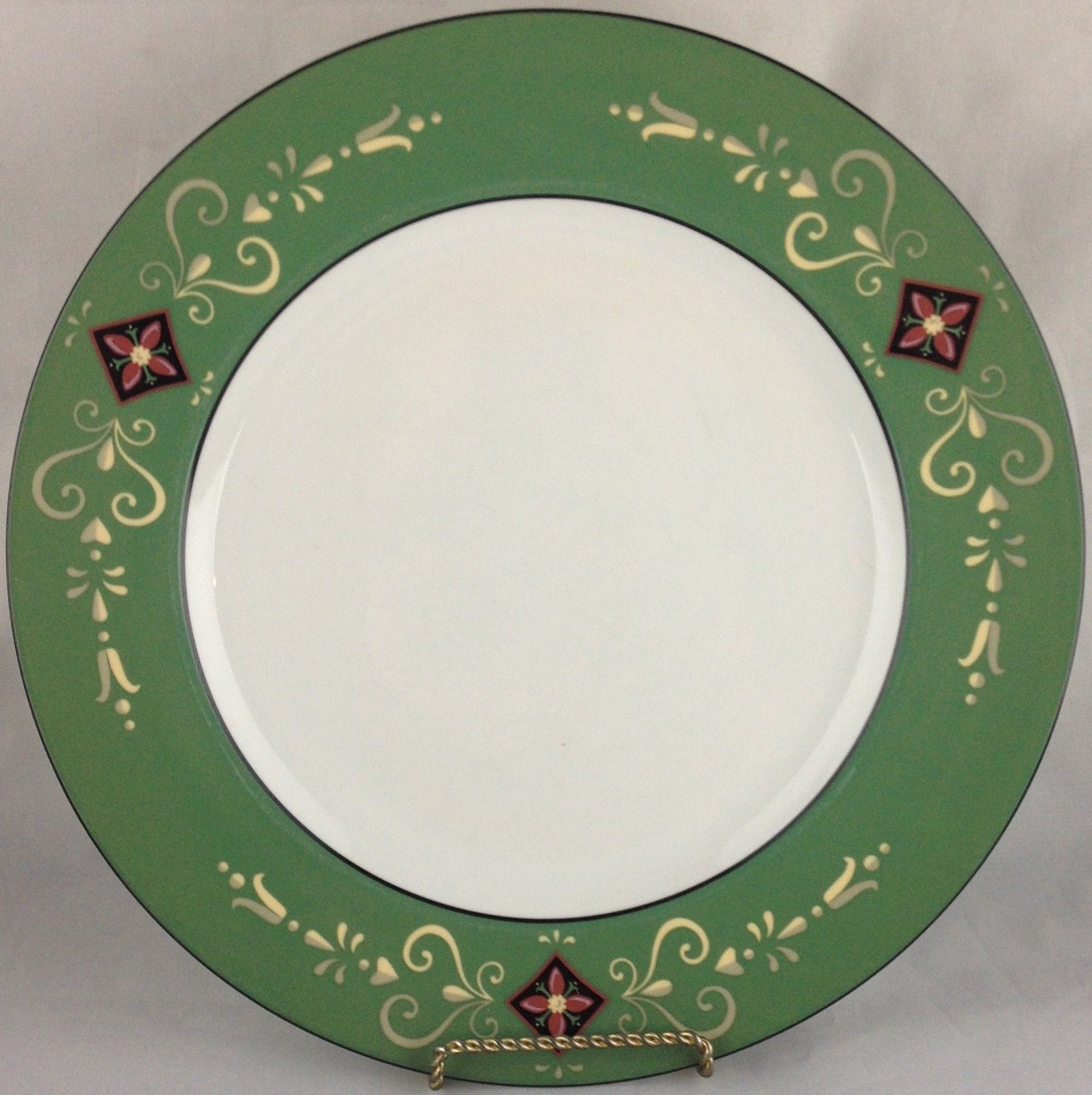 Dior china GRIFFON dinner plate ( 4 available ) ( SKU 86/2015/01 )