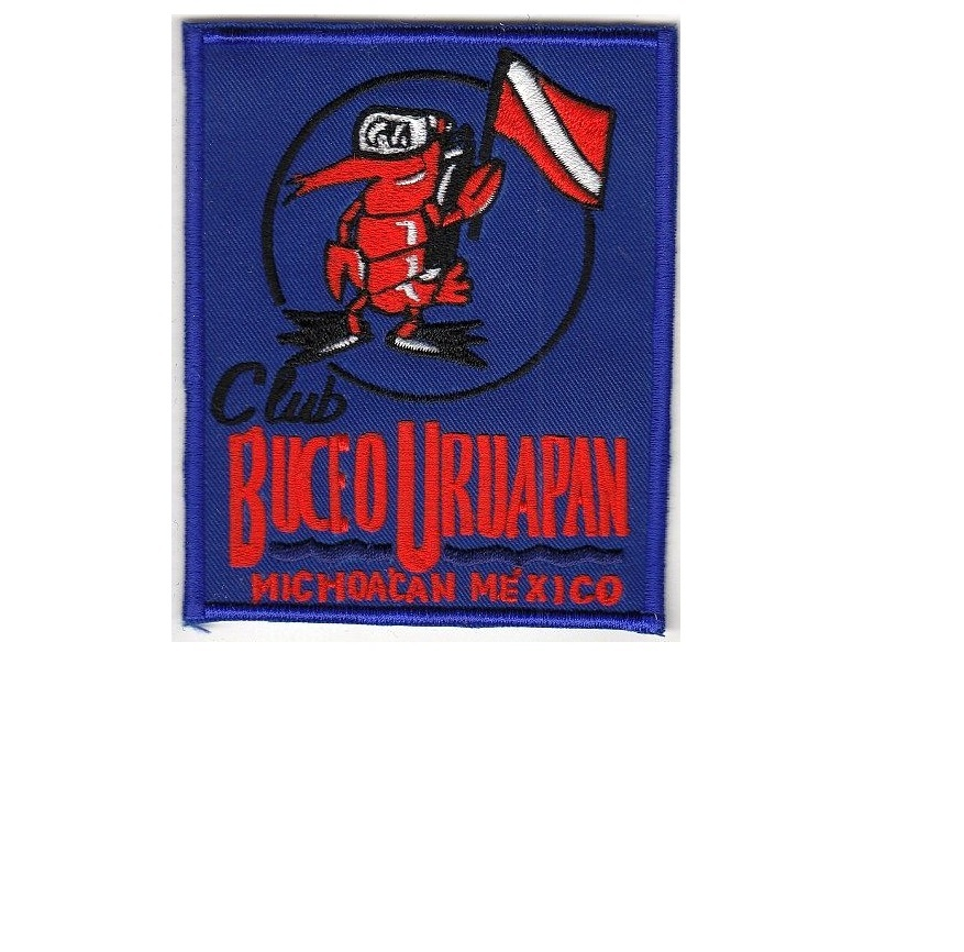 Scuba mexico diving club uruapan club de buceo michoacan mexico on blue