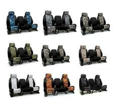Coverking Neosupreme Kryptek Tailored Seat Covers for Honda HR-V - $259.99+