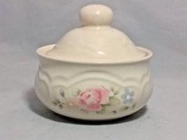 Pfaltzgraff Tea Rose USA Sugar Bowl Dish - $21.04