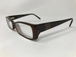 CALVIN KLEIN Eyeglasses Frame CK5744 210 49-15-135 Clear Brown/Monogram ... - $46.31