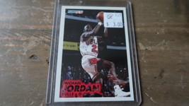 1993-94 Fleer Basketball #28 Michael Jordan BULLS - $4.94