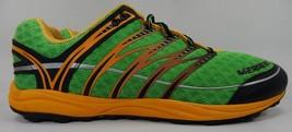 Merrell Mix Master Size 13 M (D) EU 48 Men's Trail Running Shoes Lime Parrott