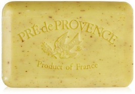 Pre De Provence French Bar Soap Lemongrass  250g 8.8 Ounce Shea Butter E... - $8.75