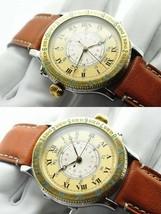 Longines Lindbergh Hour Angle 18K bezel Hunter case reprinted Men's wris... - $3,356.92
