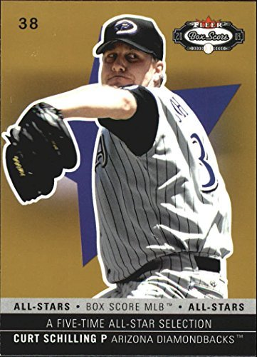 Primary image for 2003 Fleer Box Score #181 Curt Schilling AS