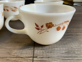 Corelle By Corning Harvest Home Coffee Cups Set of 4 - $29.39