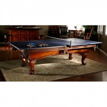 Table Tennis Conversion Top with 4 Paddles 4 40mm Ping Pong Balls and 6-... - $481.86