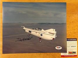 "Signed 8"" x 10"" photograph of Don Mallick SR-71 NASA Test Pilot  PSA - $99.75"
