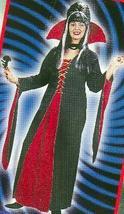 PLUS SIZE Velvet Victorian Vampiress Costume SZ 16-24 - $35.00