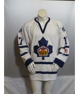 Toronto Marlies Jersey - Home White by Crossbar - Men's Large - $95.00
