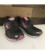 Brooks Womens Glycerin G13 3-D Fit Print Running Tennis Shoes US 9.5 - $26.18