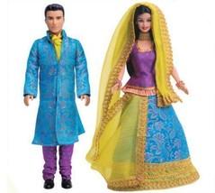 Indian Barbie & Ken India Mattel (Color May Vary) Barbie Birthday gift , Barbie - $48.26