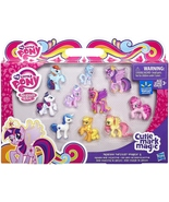 My Little Pony Princess Twilight Sparkle and Friends Mini Collection Cut... - $15.95