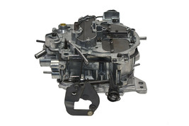 1906 Remanufactured Rochester Quadrajet Carburetor 4MV 80-89 Big Block 454 image 2