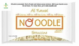 Noodle No Carb Pasta Noodle Alternative Zero Calories Gluten Free Keto 1... - $55.95