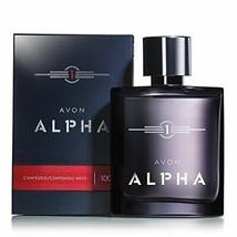 Avon - Alpha Eau de Toilette Spray for men 3.4 oz - $20.78