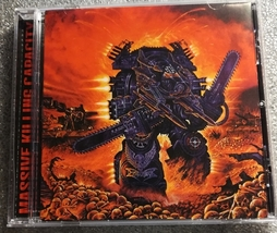 Massive Killing Capacity [Audio CD] Dismember - $14.00