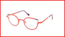 Face A Face Eyeglasses Frame YUMMI 2 Col. 9404 Acetate Poppy Navy Gold Violet - $316.62