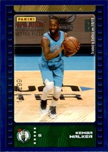 2019-20 Panini NBA Sticker Box Standard Size Blue Foil Insert /299 #41 K... - $8.95