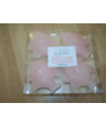 "2 Packs of 4 Pink Angel Fish Tealight Candles 3"" Unscented 8 Candles New - $10.00"