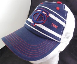 Minnesota Twins Baseball Dairy Queen Hat Day July 28 2016 Snapback Truck... - $17.63