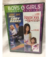 Agent Cody Banks/Ramona and Beezus double feature - $4.95