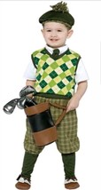 Golfer Sports Future Professionals Dress Up Halloween Baby Infant Child ... - $25.99
