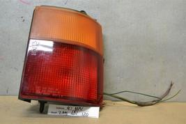 1989-1998 Mazda MPV Right Passenger Oem tail light 20 2M5 - $19.79