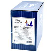 Enesco Disney Showcase Fantasia Sorcerer Hat & Broom Salt Pepper Shakers 6007220 image 10