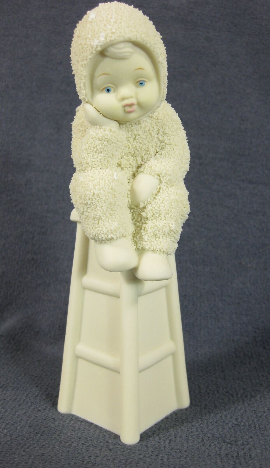 Primary image for Snowbabies Time Out 69075 Department 56 Figurine Retired Boxed 2000