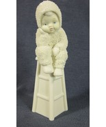 Snowbabies Time Out 69075 Department 56 Figurine Retired Boxed 2000  - $14.95