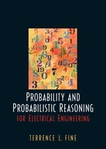 Probability and Probabilistic Reasoning for Electrical Engineering - $33.89