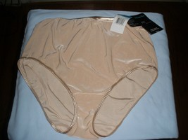 NWT   VANITY FAIR  BRIEF   ROSE BEIGE  PANTY SIZE  9   13809 - $19.79