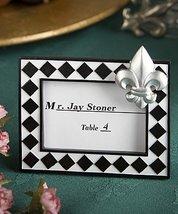Splendid Fleur De Lis Design Place Card-Photo Frame Favors, 1 - €7,08 EUR