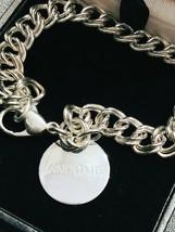 Tiffany & Co. Sterling Silver Lancome Charm Bracelet 925 - $150.00
