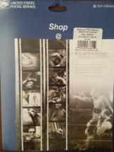 American FILM MAKING Behind the Scenes (USPS) .37 c Stamp Sheet 10, Sealed - $8.95