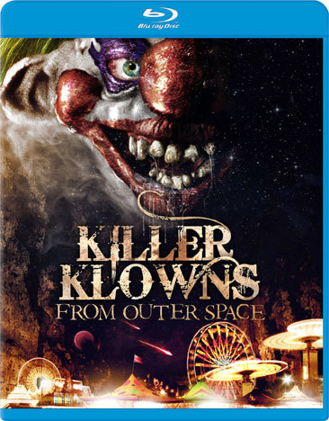 Killer Klowns From Outer Space (Blu-Ray/Ws)