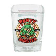 Teenage Mutant Ninja Turtles Party Master Shot Glass Clear - €15,48 EUR