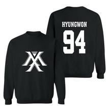 2018 Kpop Monsta X Sweatershirt The Clan 2.5 Part.1 Lost Pullover I.M - $18.53