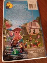 "Disney's ""Toy Story 1995"" Walt Disney Pixar VHS Video image 2"