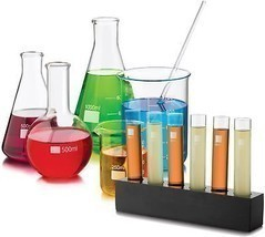 Libbey Glass Chemistry Bar Collection - $42.95 CAD